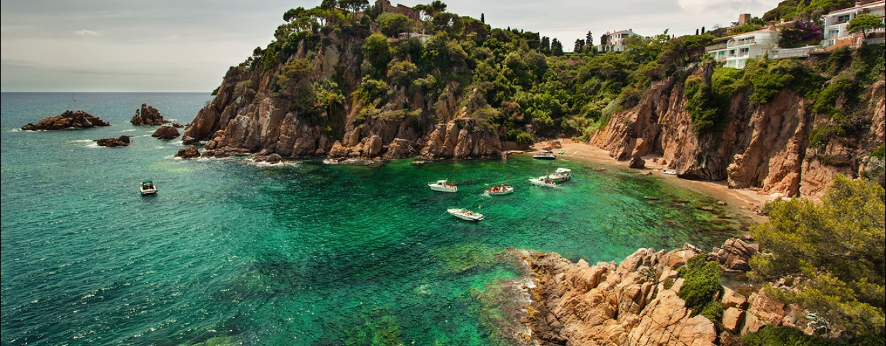 Excursions from Costa Brava in October 2019